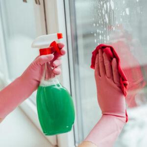 Spălarea geamurilor